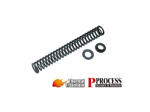 가더 80mm Steel Leaf Recoil Spring