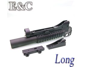 E&C Launcher- Long / Colt Marking